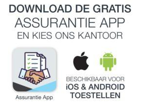 Schema App download Harold Klopman Assurantien