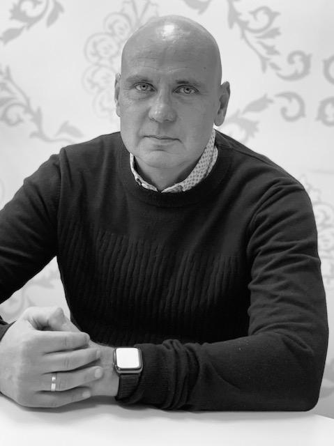 Harold Klopman portret