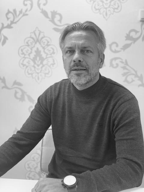 Jacco van Dijk Portret